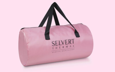 Run to your nearest beauty salon for your gym bag!