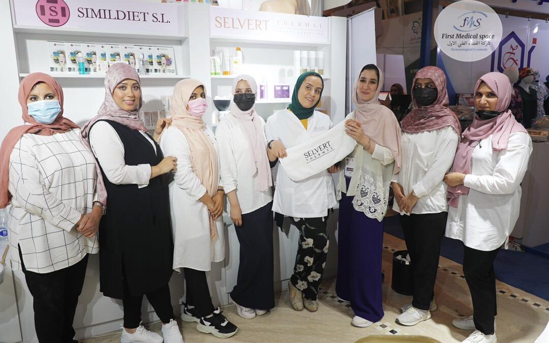 Selvert Thermal participates in the Libya Derm fair with great success